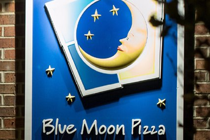 The Blue Moon Pizza Story