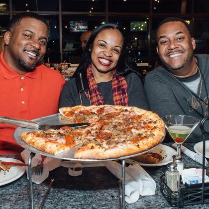 Blue Moon Pizza Sandy Springs Atlanta