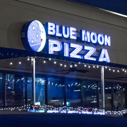Blue Moon Pizza Marietta